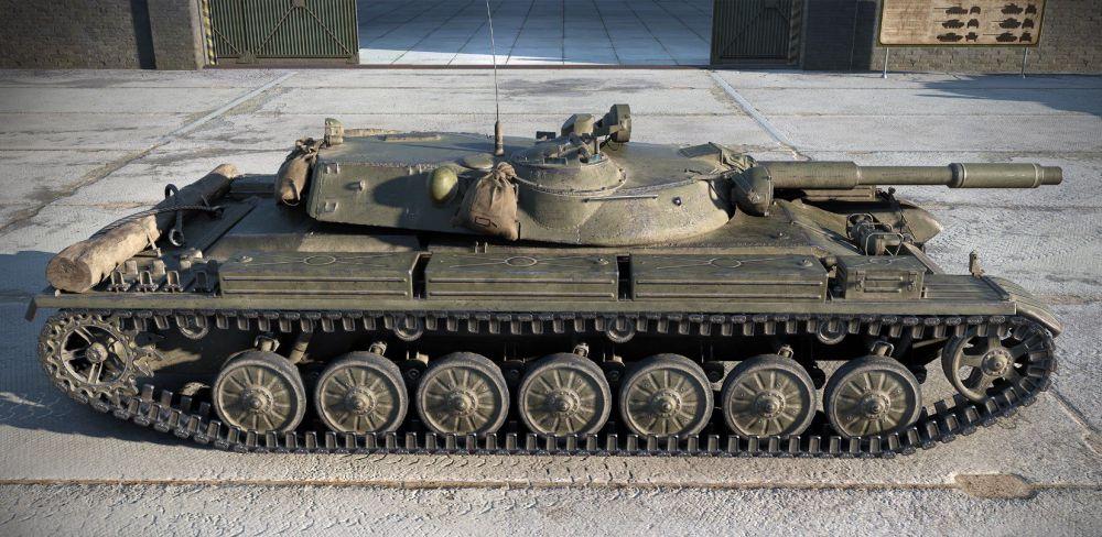 Именно щелевой дульный тормоз и система продувки ствола и дают восемьдесят процентов красоты внешнему виду танка