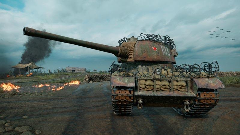 Т-103 советская премиум ПТ-САУ