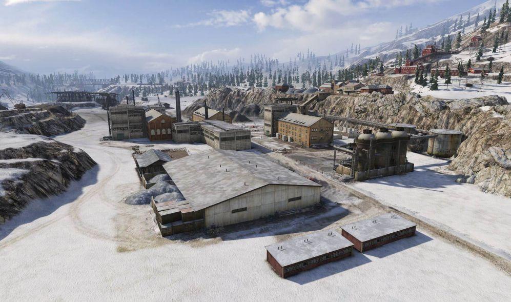игровая локация «Клондайк»