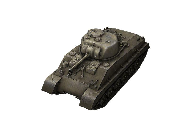 M4A2E4 Sherman
