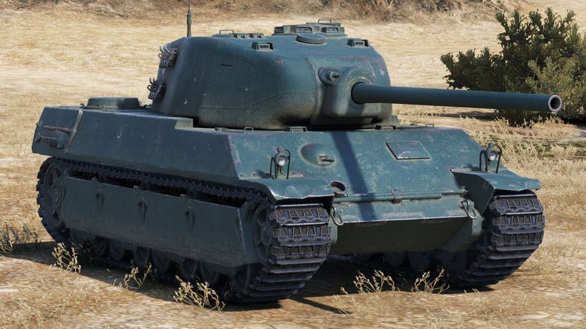 Как играть на AMX M4 mle. 45?