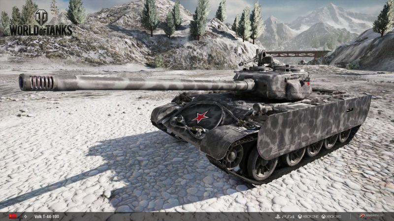 T-44-100 и КВ-4 К