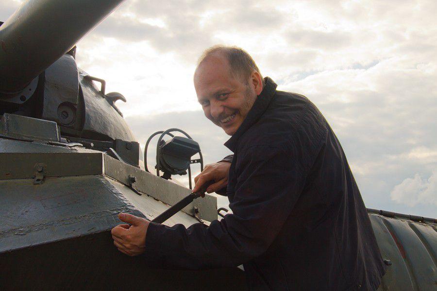 Сергей Буркатовский