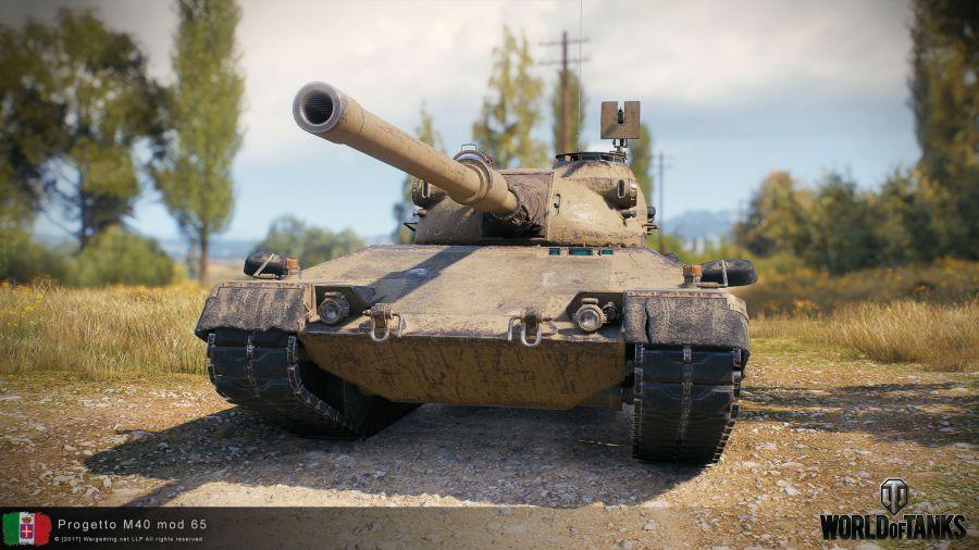 PROGETTO M40 MOD 65
