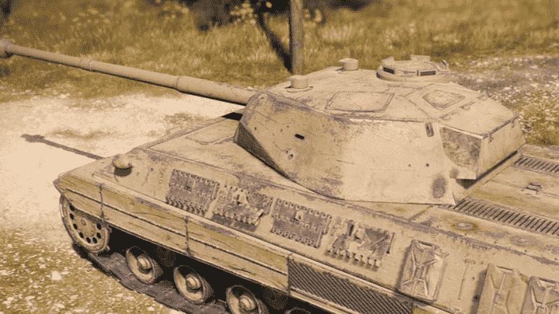 Особенности новых итальянских танков