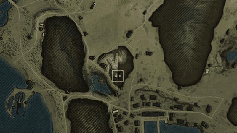 Очередные улучшения карты Фьорды