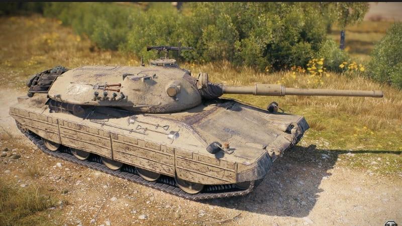 Актуальные ТТХ для итальянских танков