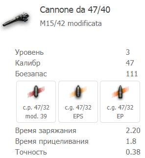 M15/42 орудие