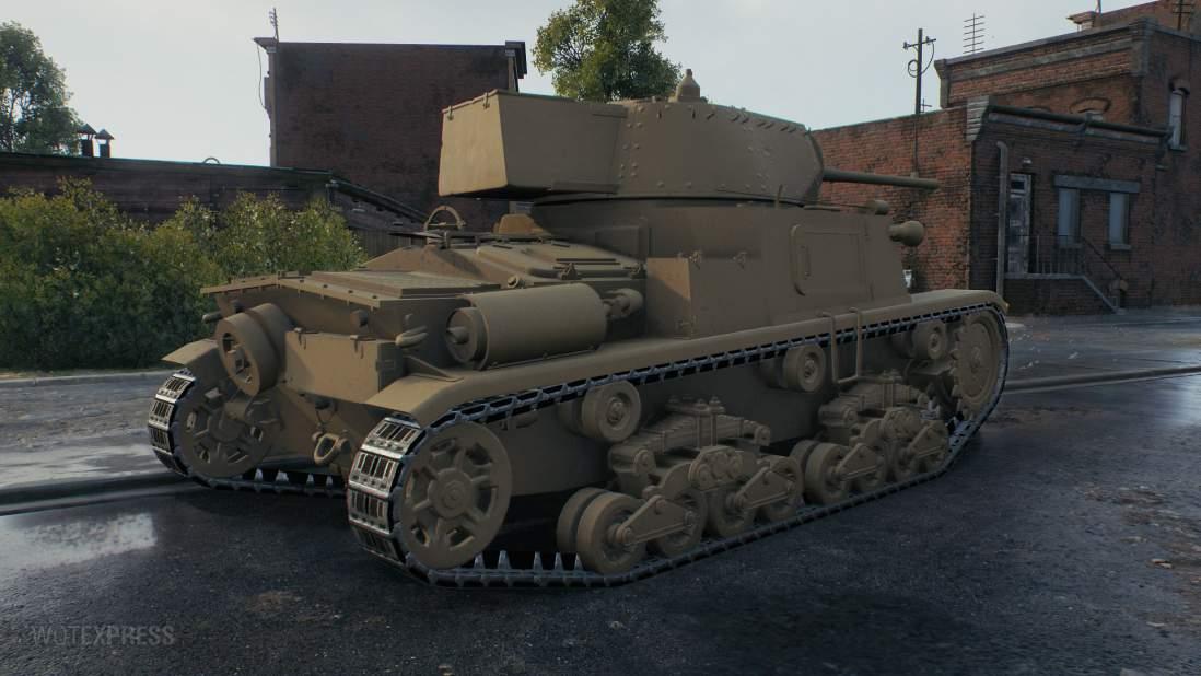 M15/42 танк Италии