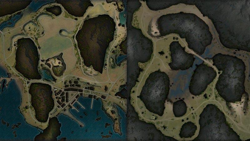 Руинберга и поля Малиновки