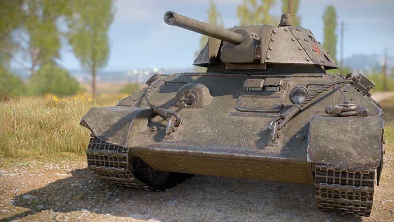 Т-34 экранированный