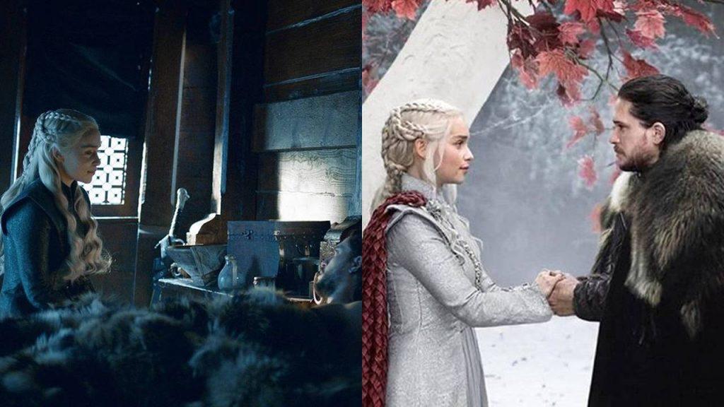 Как Джон Сноу попрощался с «Игрой престолов»
