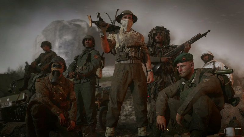 Call of Duty: WWII бесплатные выходные