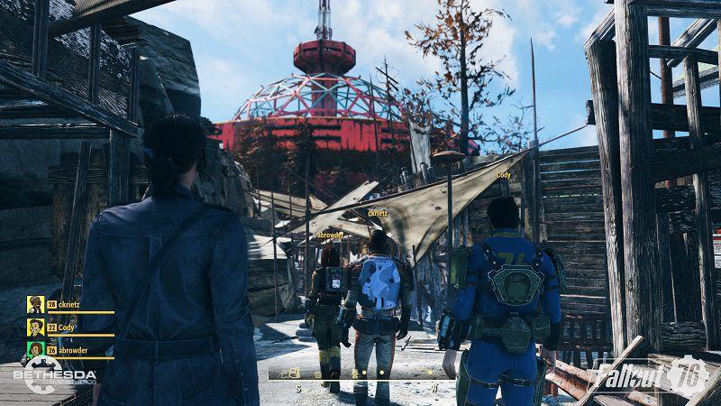 Fallout 76 опасения Говарда
