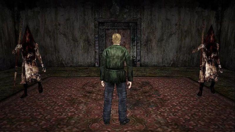 Silent Hill 2 секрет