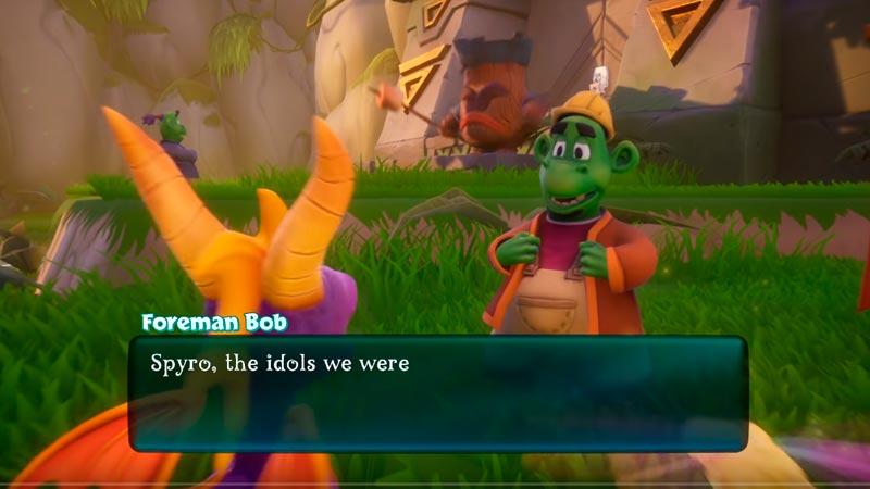 Spyro возвращается или 12 минут из жизни фиолетового дракона