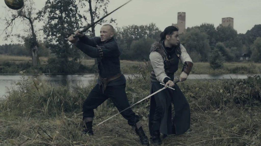 Геральт раскрывает секреты боевого мастерства