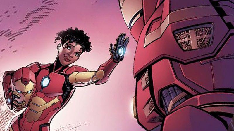 """Железного человека заменят после """"Мстителей 4"""""""