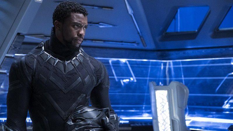 «Мстители: Война бесконечности» Черная Пантера поздравил Тора