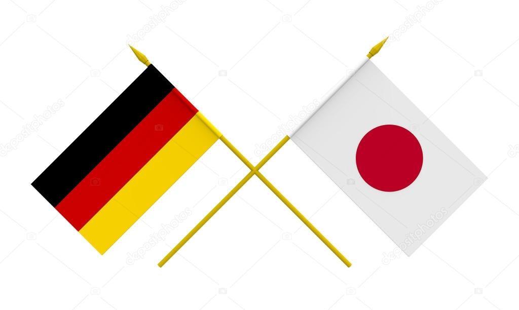 Задачи для Германии и Япония