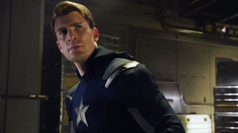Уровень доступа в ЩИТ Капитана Америки