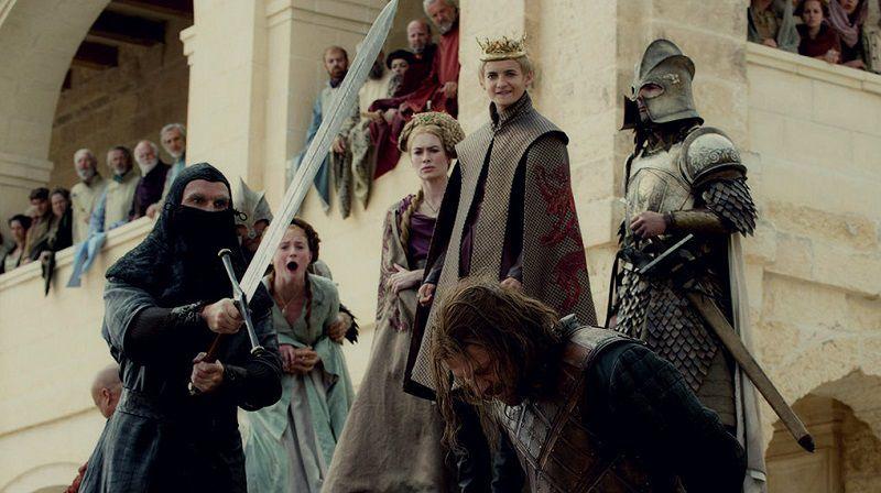 «Игра престолов» смерть главных героев
