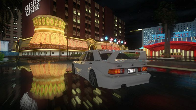 GTA: San Andreas с современной графикой
