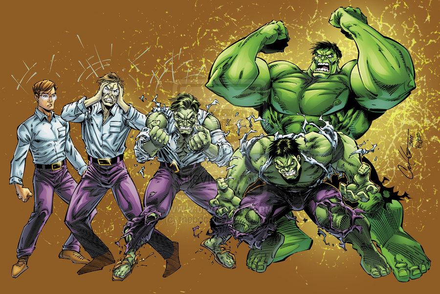 «Бессмертный Халк #4» комиксы