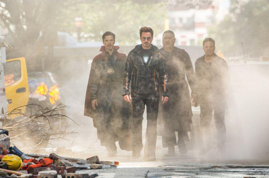 """""""Мстители 3"""" известна причина смерти определенных героев"""