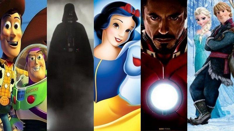 Потоковый сервис Disney будет транслировать настоящие хиты