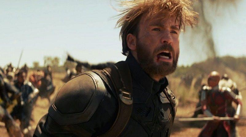 Капитан Америка, он же Стив Роджерс