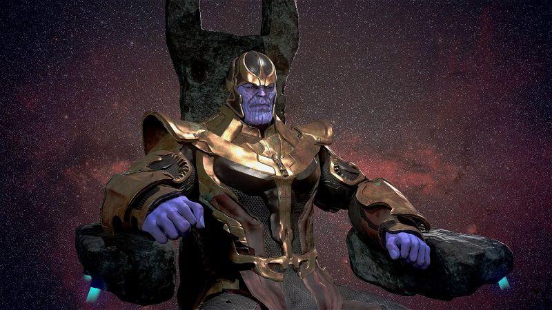 Танос благороден