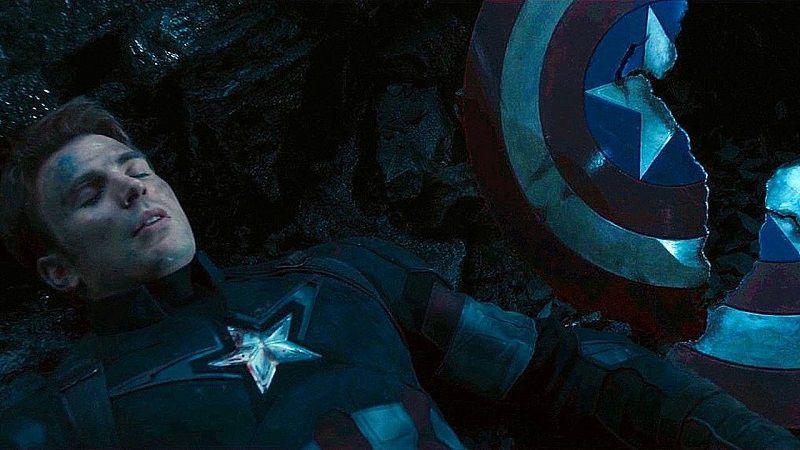 Смерть Капитана Америки