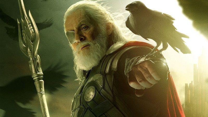 Один, отец Тора и Локи