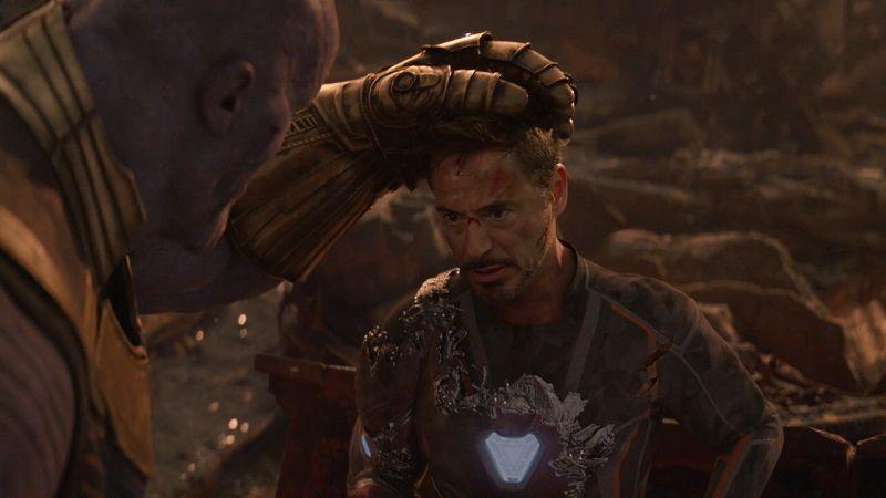 «Мстители 4» Победа над Таносом