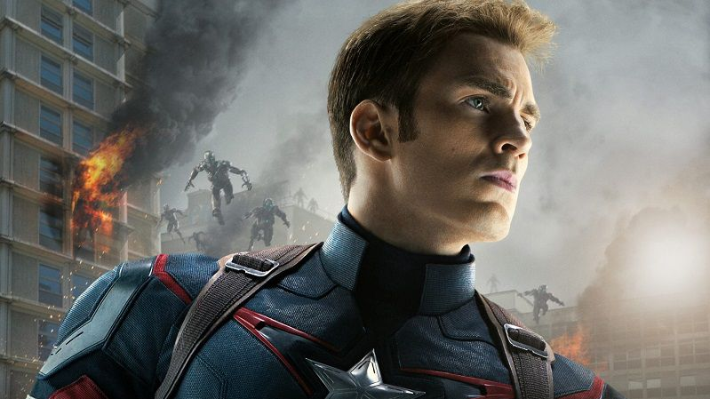 Captain America - Стивен Роджерс