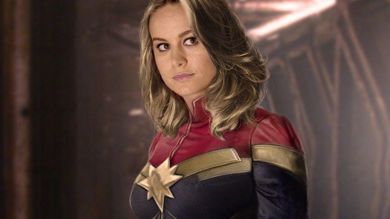 Капитан Марвел в Мстителях