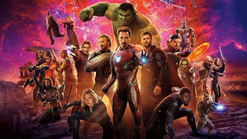 «Мстители: Война бесконечности» получили очередную премию
