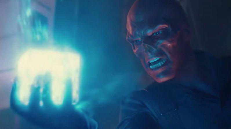 «Мстители: Война бесконечности» сцена с Камнем Души