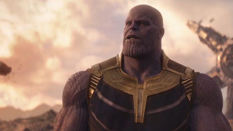 У Таноса появился трейлер
