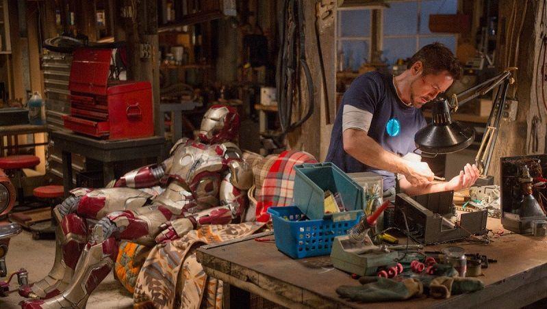 Судьба героя фильма Железный человек 3 после щелчка