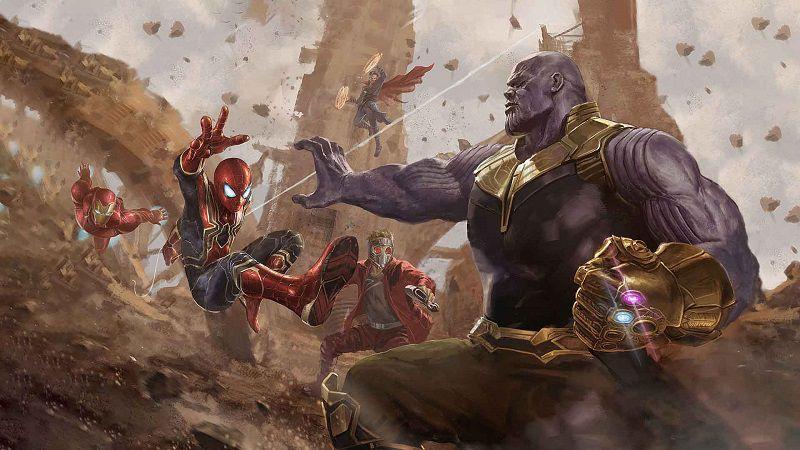 Жертвы щелчка Таноса