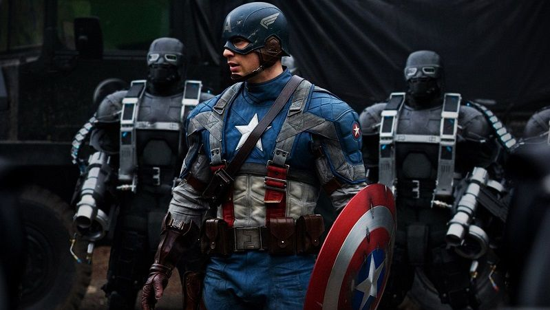 Капитан Америка - не символ патриотизма