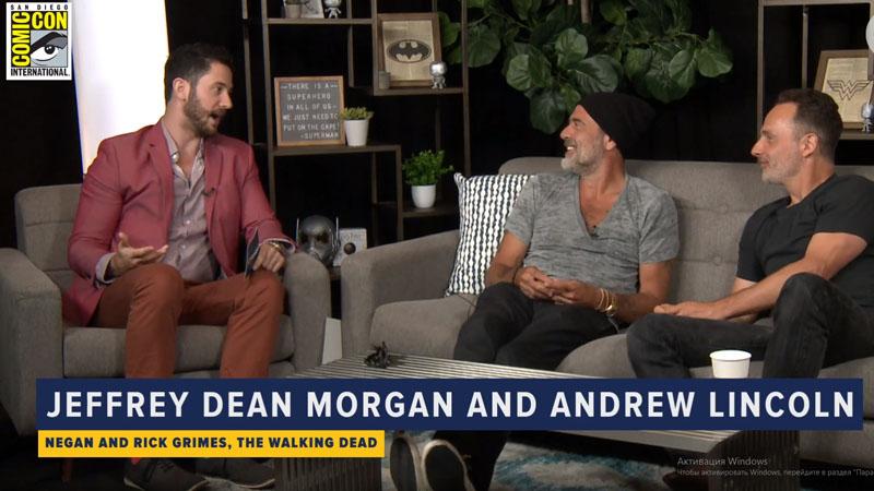 Сериал The Walking Dead прощается с Риком Граймсом