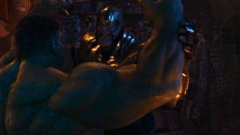 """Кадр из фильма """"Мстители: Война бесконечности"""""""