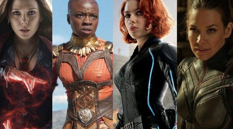 Супергерони из фильмов Marvel