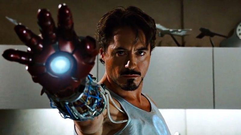 Тони Старк, он же Железный человек