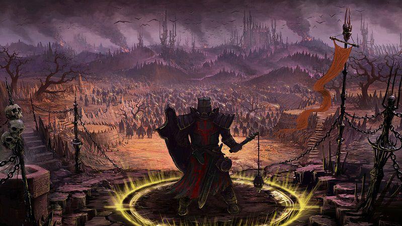 Кадр из видеоигры Diablo 3