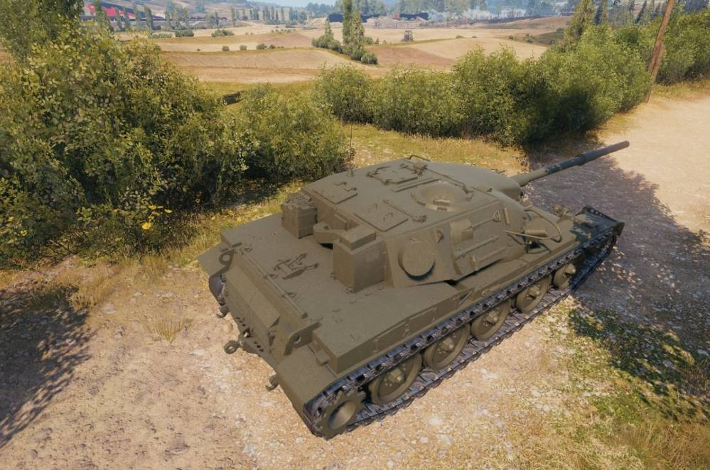T95\FV4201 Chieftain