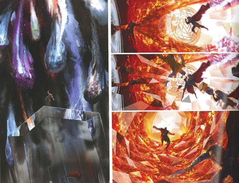Концепт-арт из The Art of Avengers